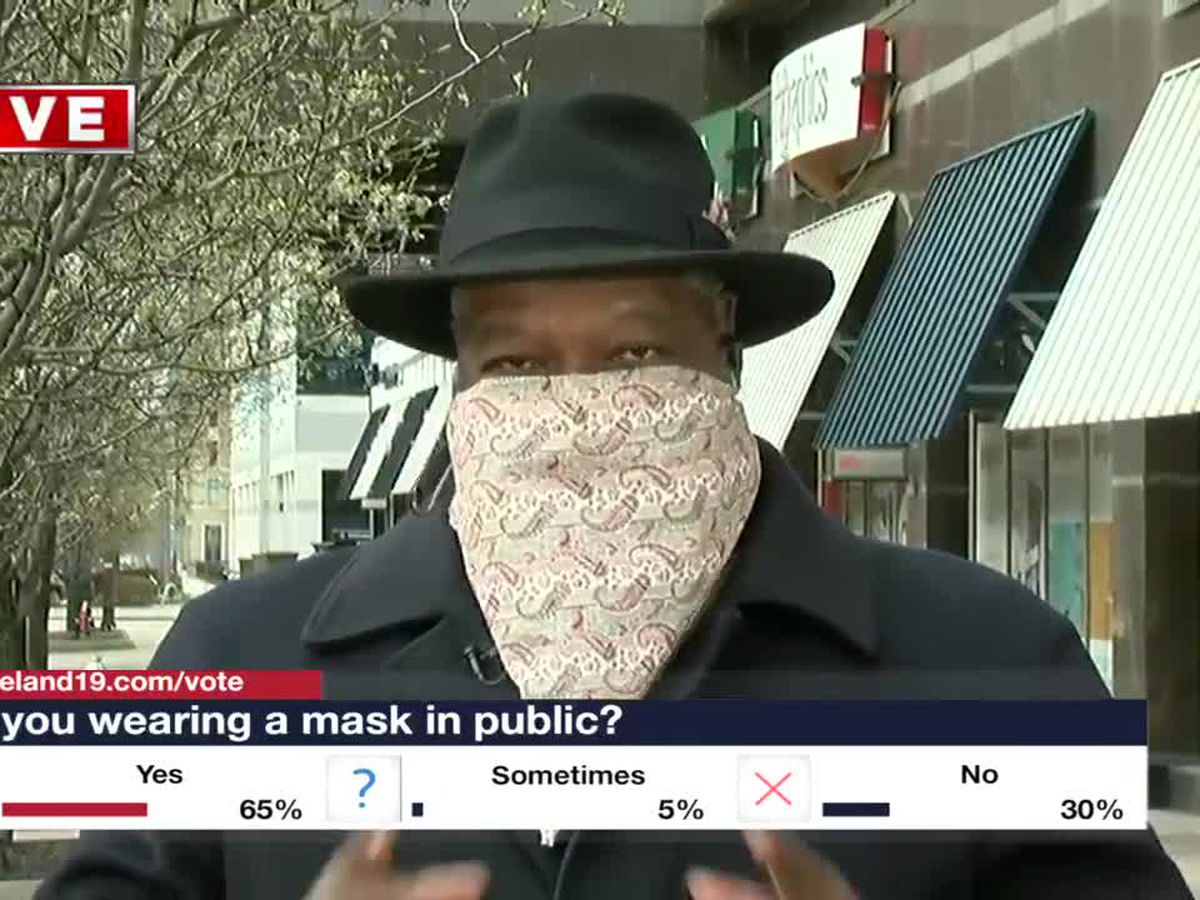 Wearing masks to fight coronavirus may pose risk to black males who are often perceived as criminal