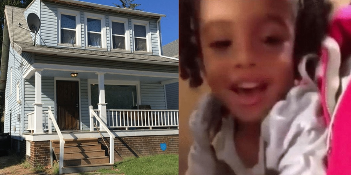 Cleveland Police: 6-year-old girl dies after getting shot in the head while she was sleeping during drive-by