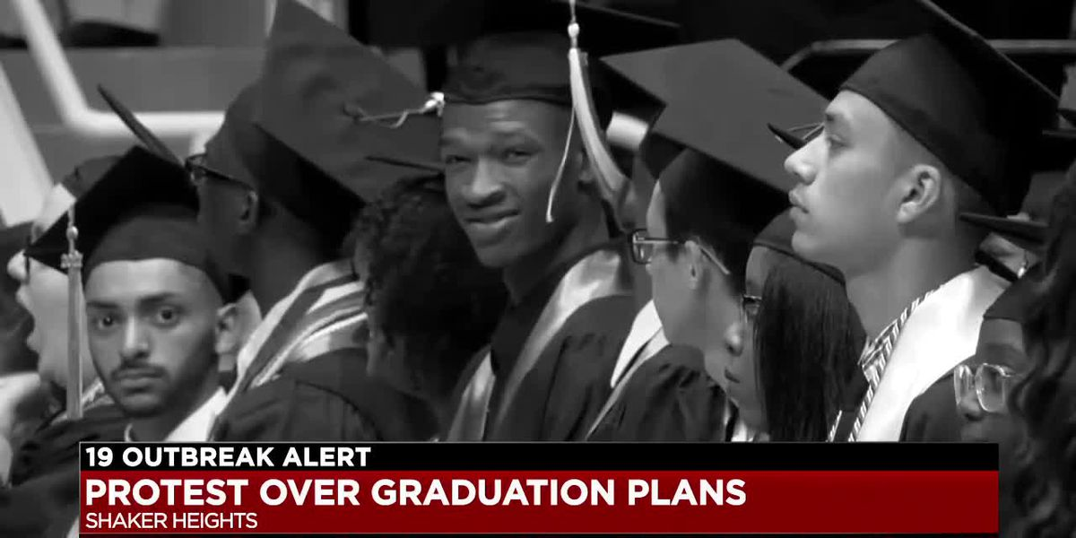 Shaker Heights parents and seniors to protest against virtual graduation ceremony plan