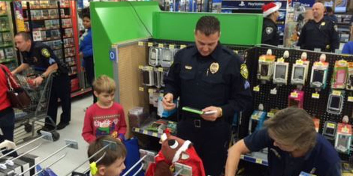 West side communities enjoy Cops and Kids event