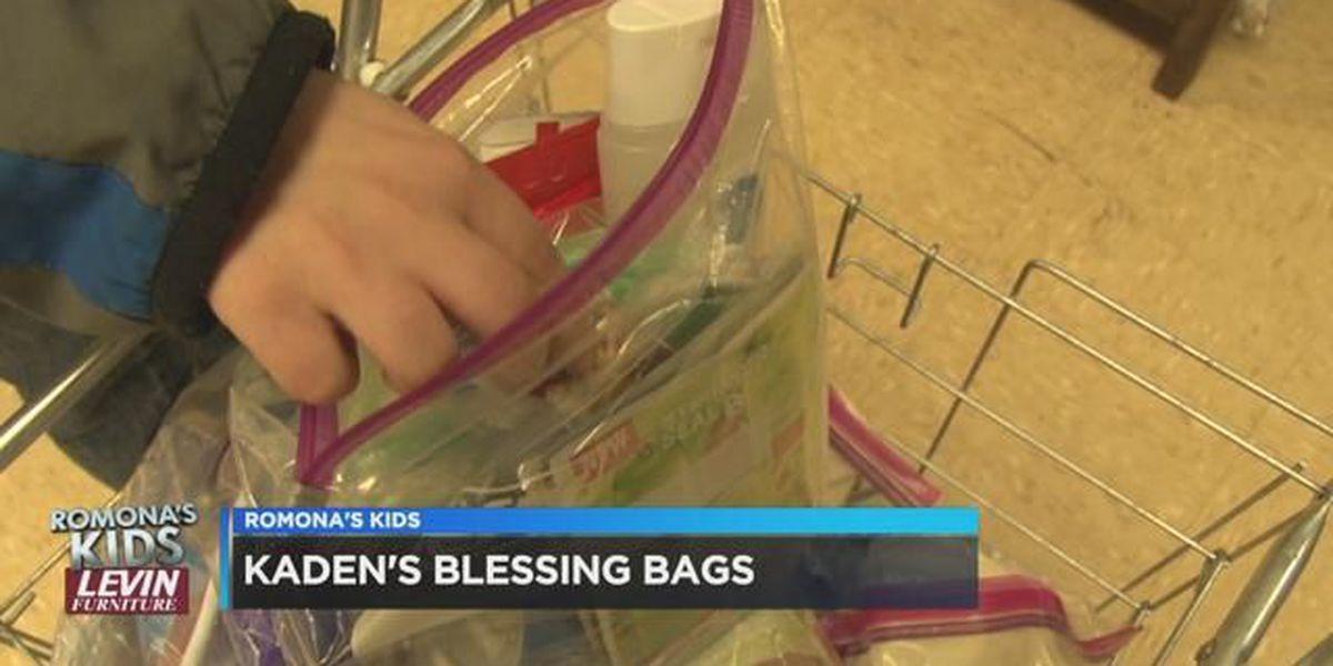 Romona's Kids: Blessing Bags