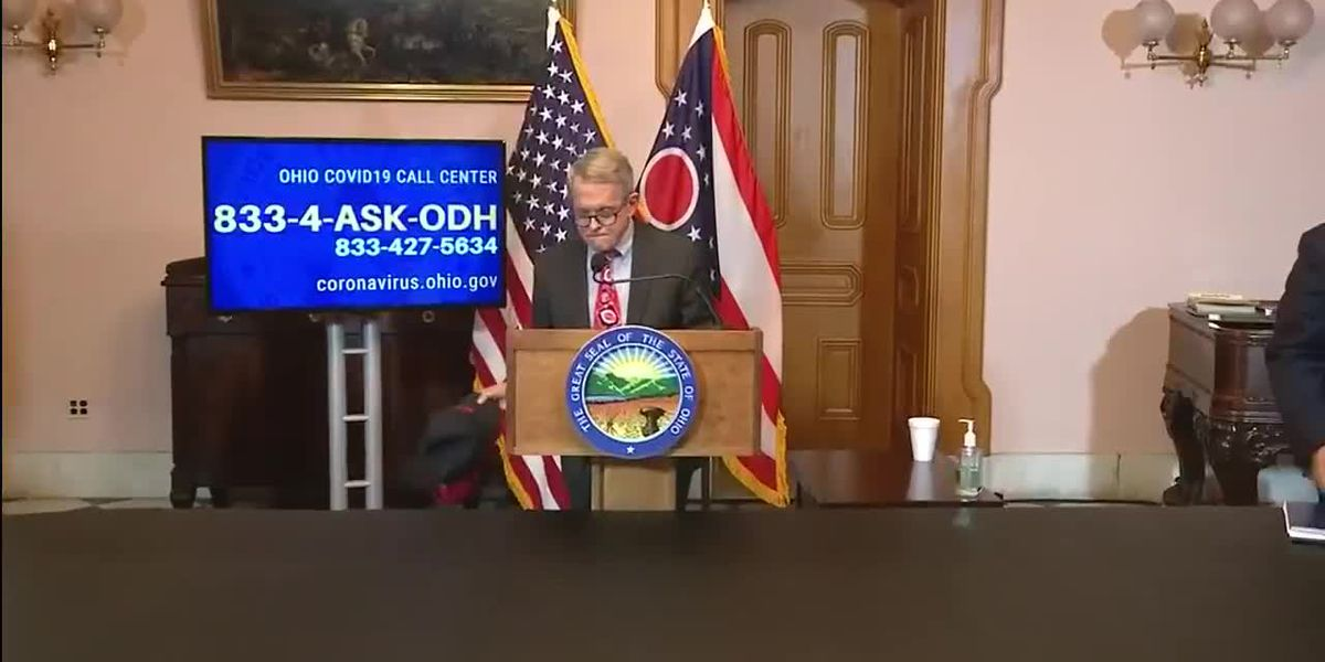 Gov. DeWine signs Ohio's 1st major coronavirus relief legislation; here's what it means for you