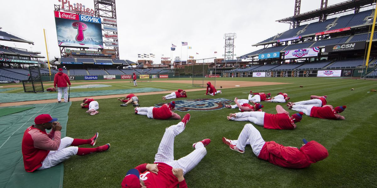 Phillies say 2 more players, 2 staffers test positive; 12 total