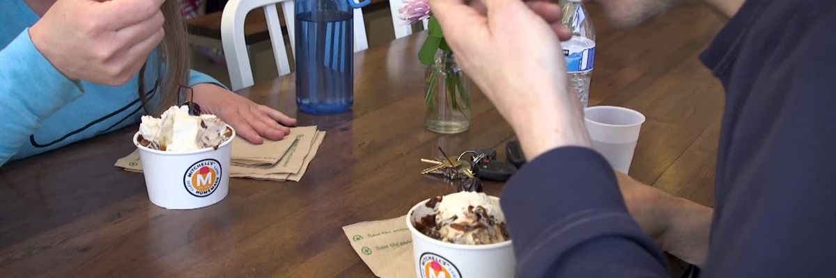 Take a tour of Mitchell's Homemade Ice Cream in Cleveland