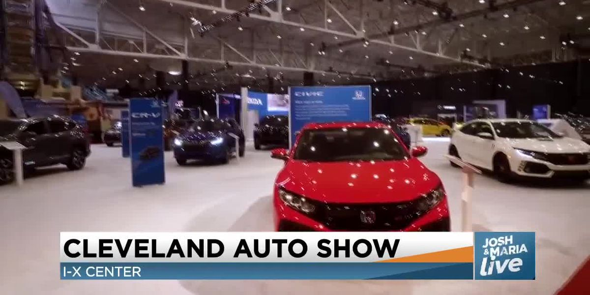 Cleveland Auto Show: What are the hottest cars you can expect to see this year?