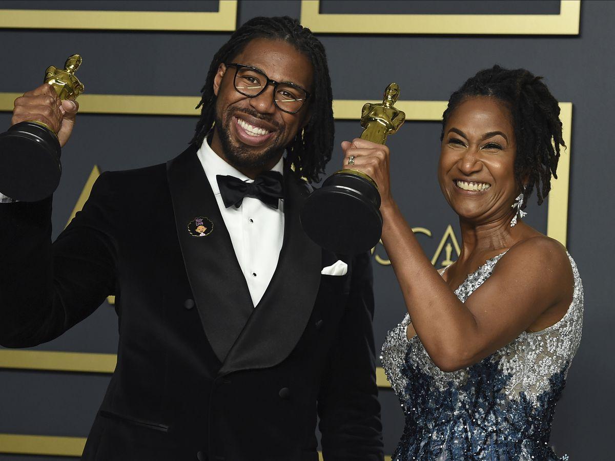 Former University of Akron football player Matthew A. Cherry wins Oscar for 'Hair Love'