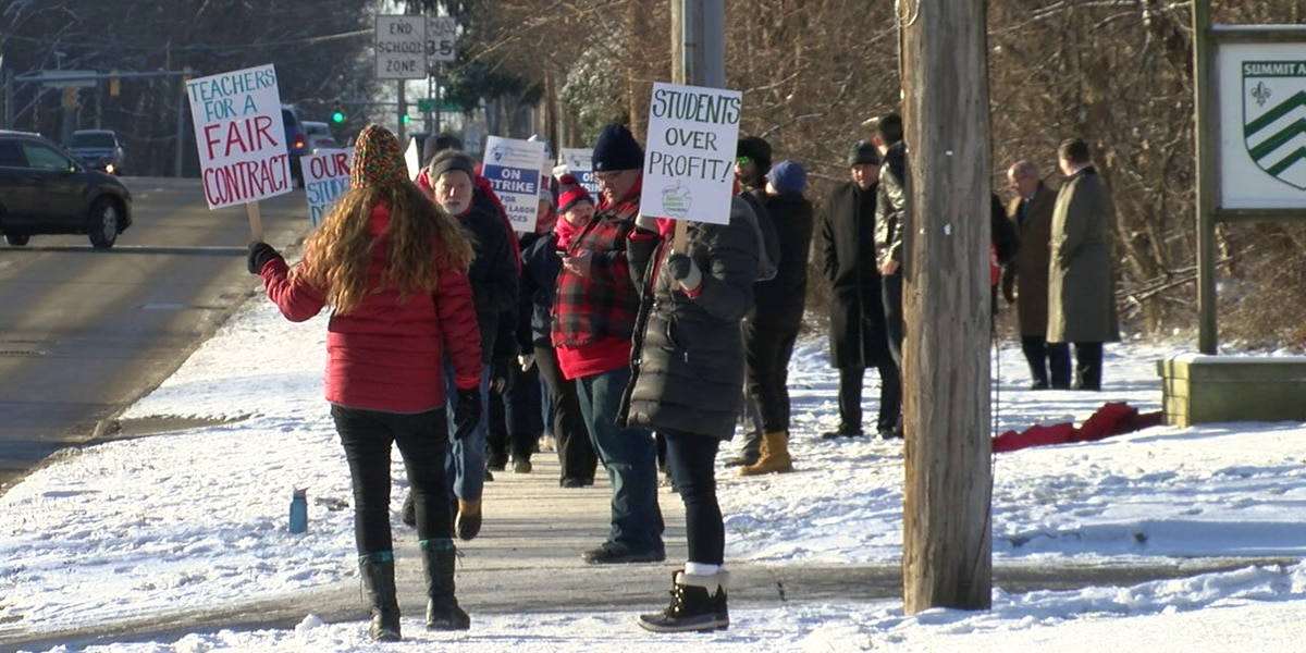 Teachers at special needs school in Parma go on strike, blaming poor safety conditions