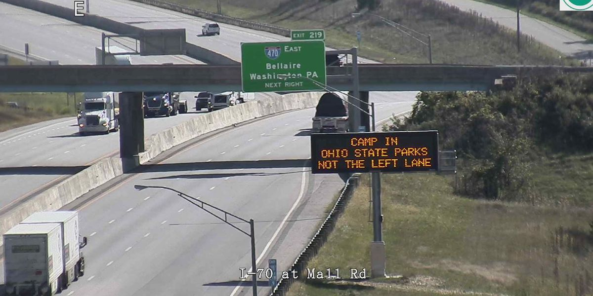 ODOT taking submissions for statewide highway message boards
