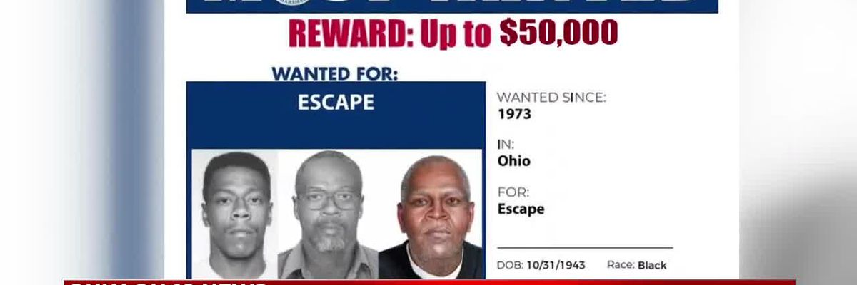 Reward upped to $50,000 for tips leading to arrest of Lester Eubanks, man convicted in 1966 murder