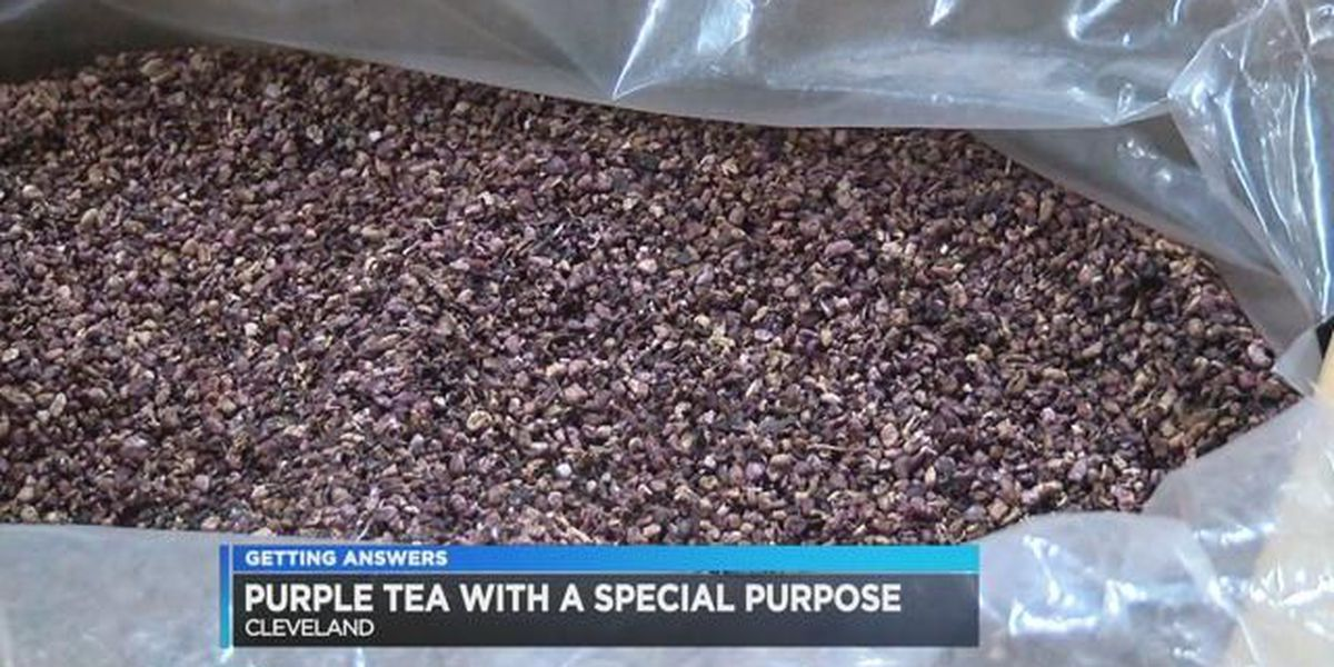 Local business owner of Inca Tea putting Cleveland in the spotlight