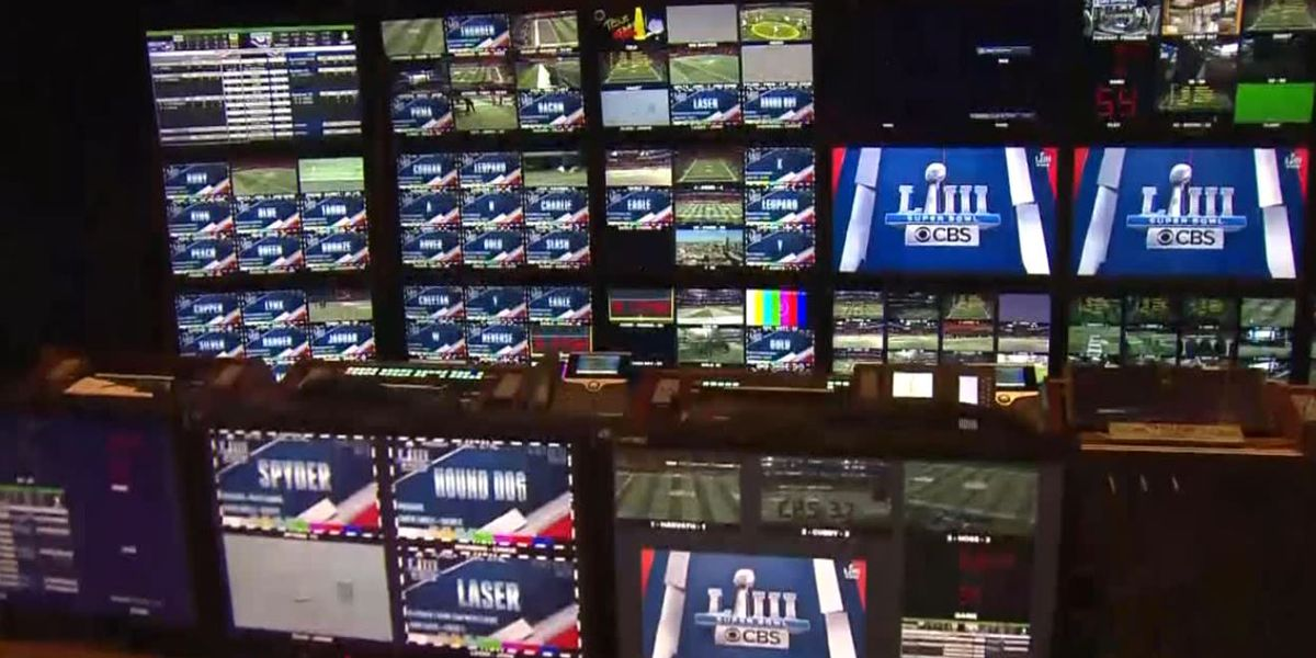8K cameras and augmented reality will highlight CBS' Super Bowl coverage
