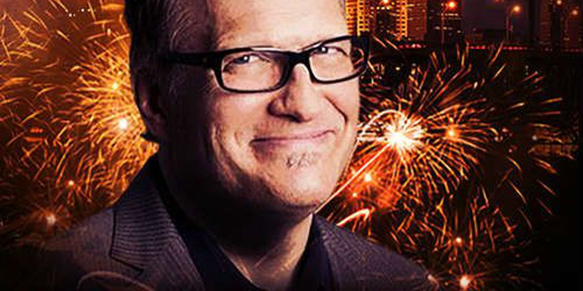 Drew Carey returns for Cleveland Rocks New Year's Eve