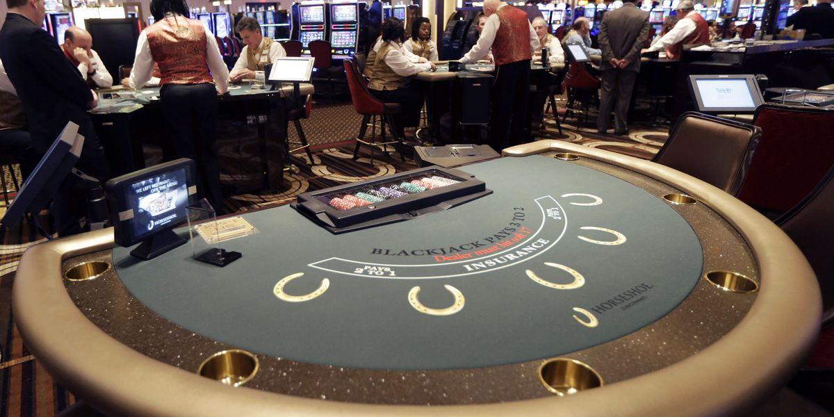Maximum of 50% capacity, no poker tables when Ohio casinos reopen June 19