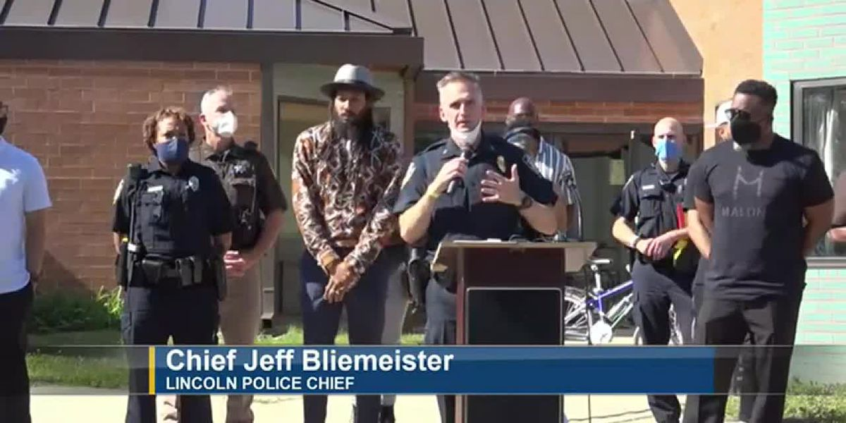 Lincoln, Nebraska, Police Chief Jeff Bliemeister says he welcomes the accountability
