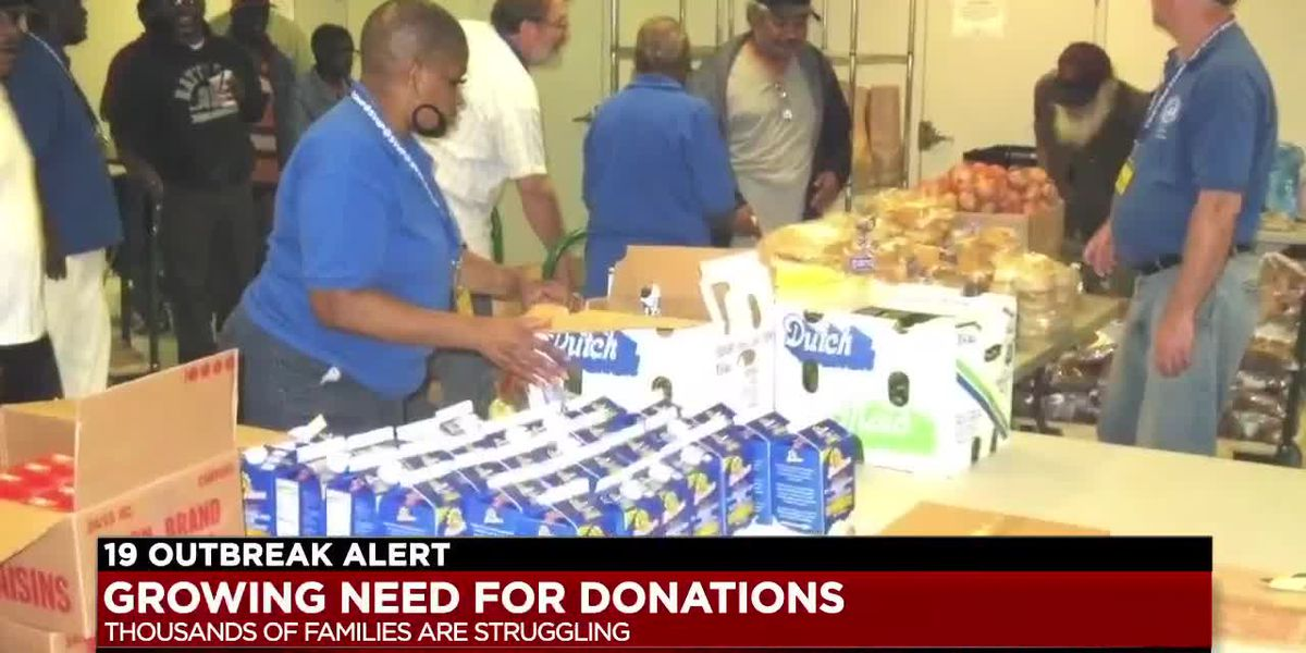 Hunger centers in Cleveland seeing 30% increase in need during coronavirus crisis