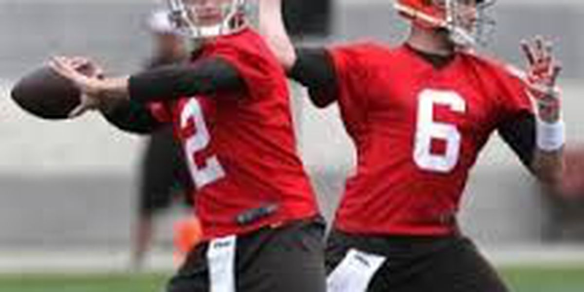 Coach Pettine expected to name Browns' starting QB by Aug. 23rd
