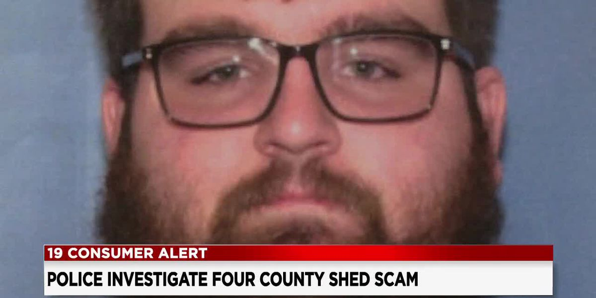 Four County Shed Scam