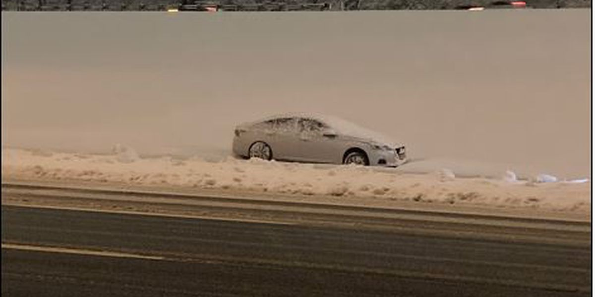 Winter weather causes dangerous driving conditions across Northeast Ohio
