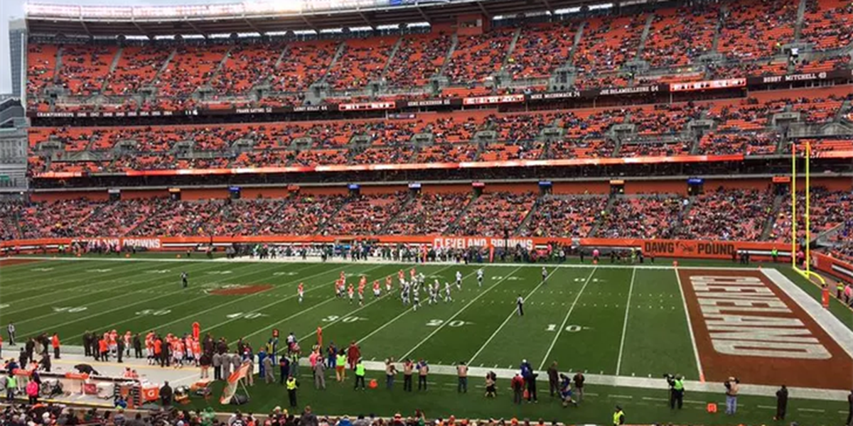FirstEnergy Stadium announces road closures for first Browns preseason game