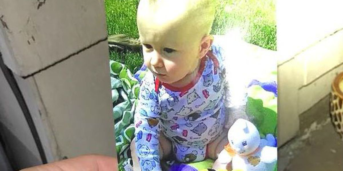 Update: 7-month-old boy in Massillon has been found, grandmother in police custody