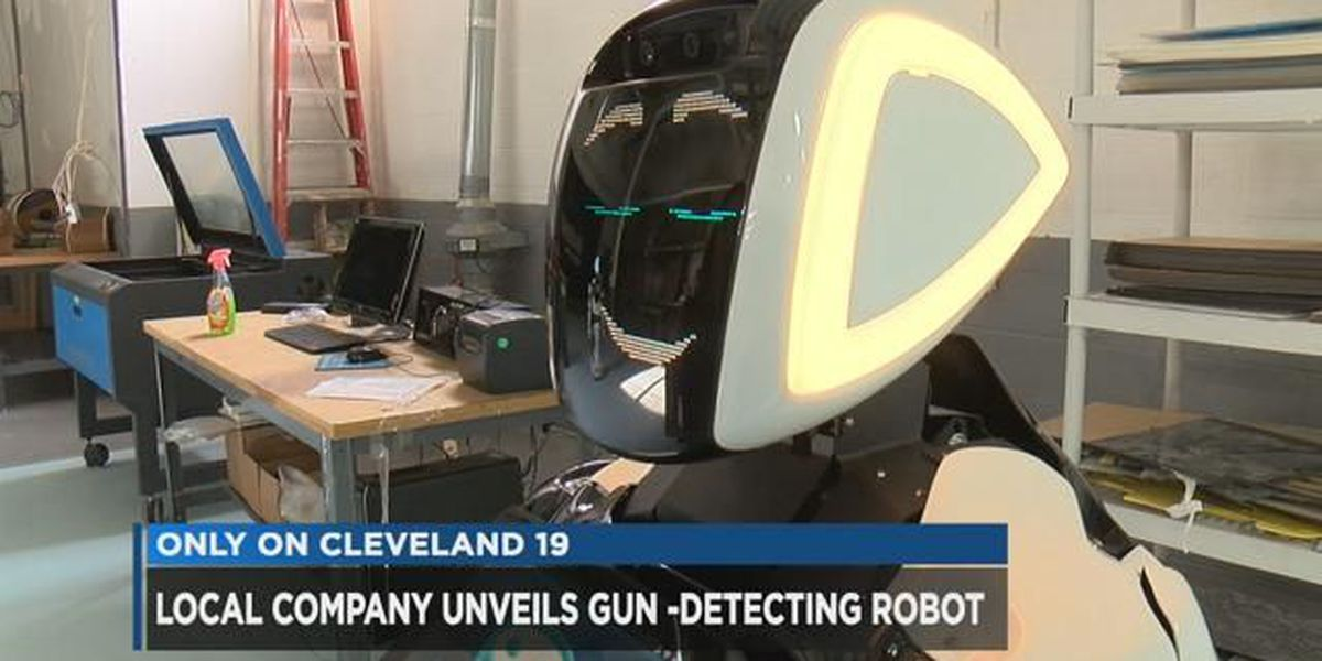 Eastlake company develops robot program to detect guns in schools