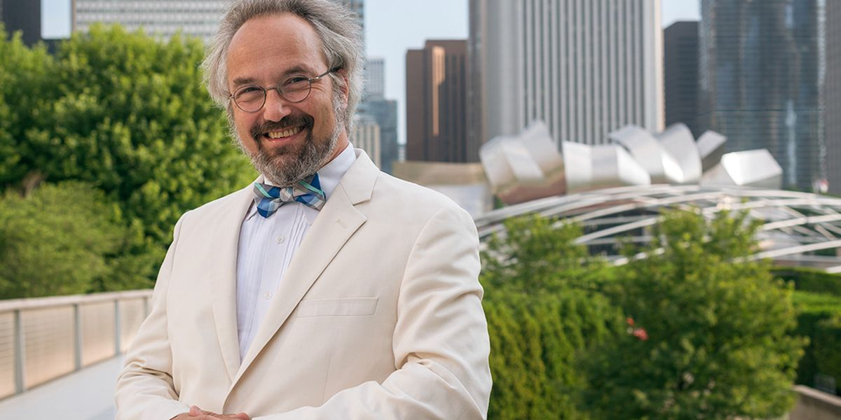 New conductor is sweet music to the ears of Cleveland Institute of Music