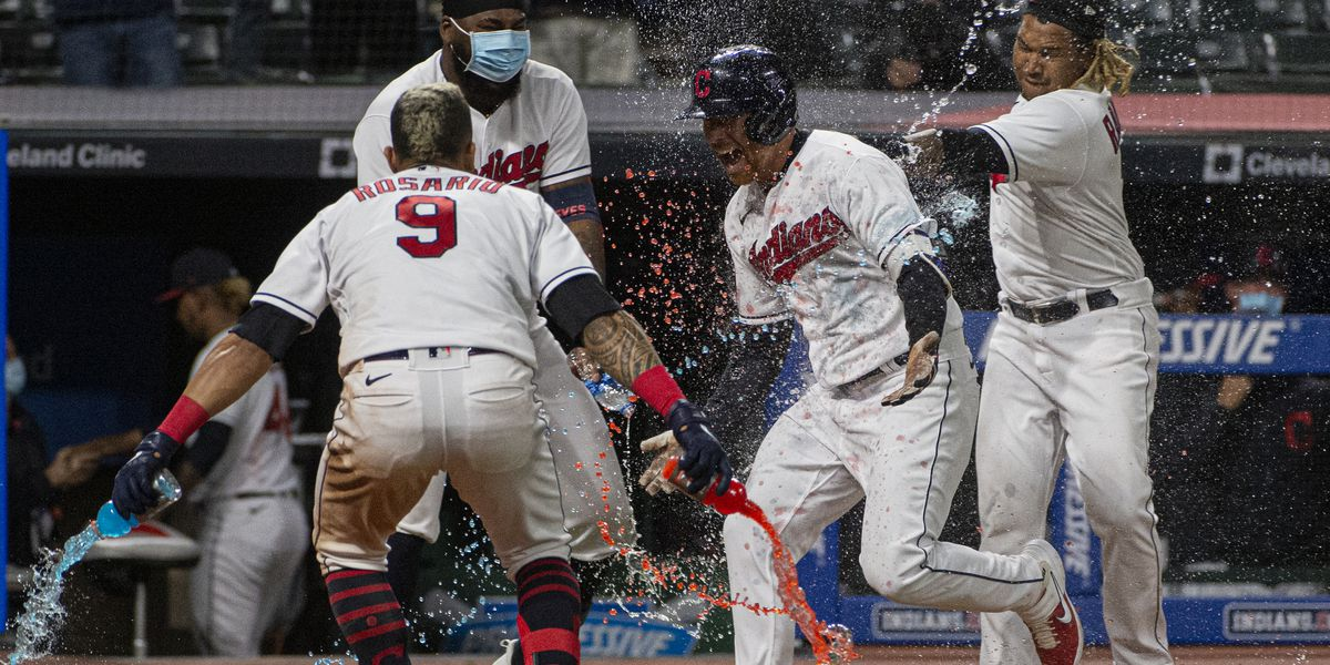 Indians top Twins 5-3 in 10 innings on Luplow's 2-run homer