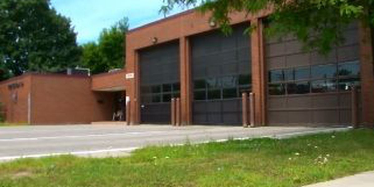 Vandals hit Cleveland fire station...again