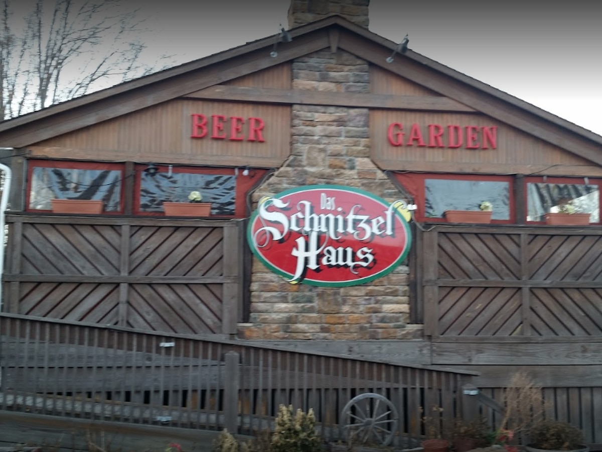 Das Schnitzel Haus closed after employee tests positive for COVID-19
