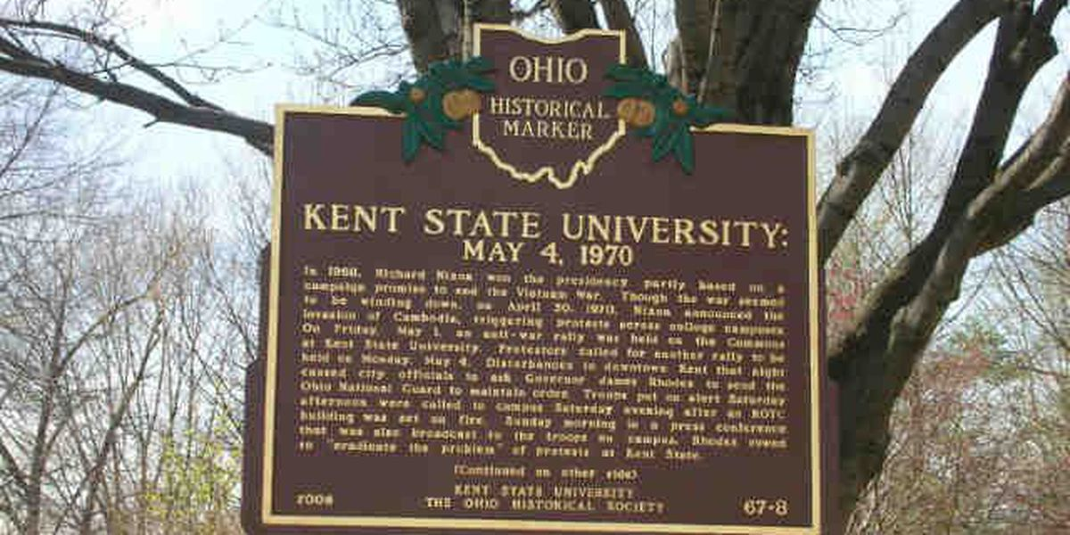 Kent State to hold virtual vigil, commemoration on 51st anniversary of May 4 shootings