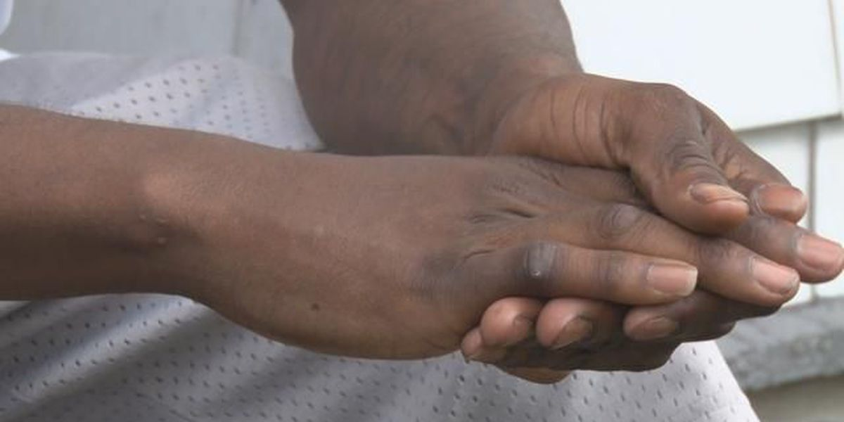 Cleveland man beaten in his own home