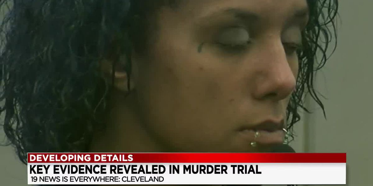 Cleveland mother of a murdered 4-year-old testifies in accused killer's trial